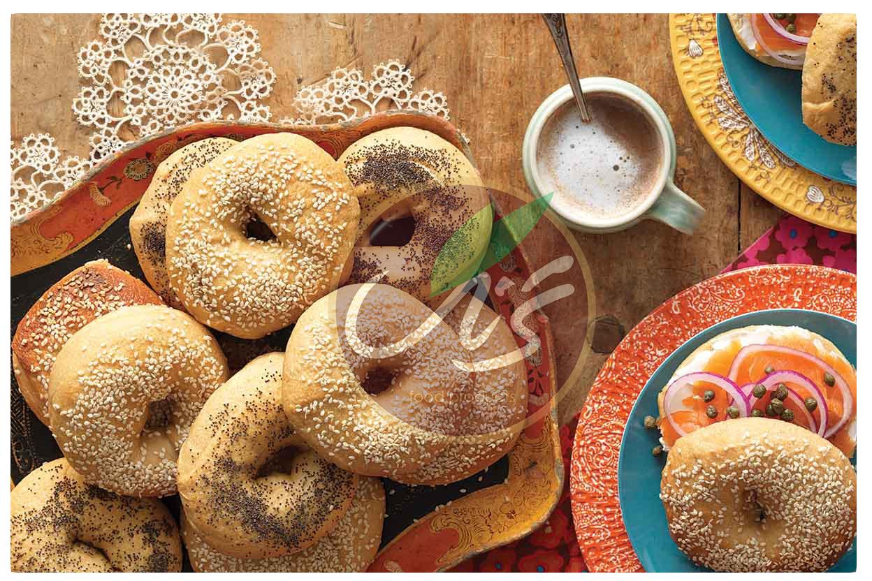 نان کنجدی خوشمزه خانگی-طرز تهیه نان کنجدی در خانه