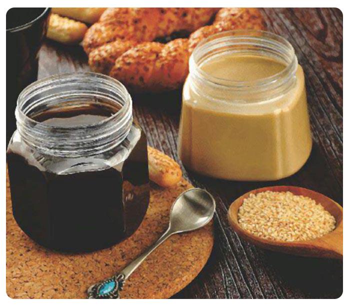 با خواص ارده و شیره آشنا شوید